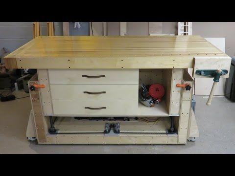 The Robotic Workbench You Wish You Had