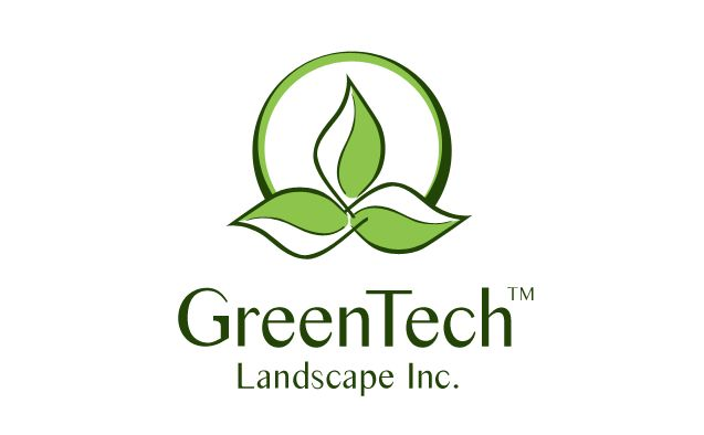 Green Tech Landscape logo ideas - Clean corporate logo design for ...