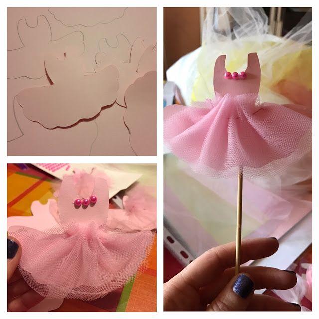 Oltre 25 fantastiche idee su Feste di compleanno ballerina ...