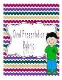 Oral Presentation Rubric for Current Events