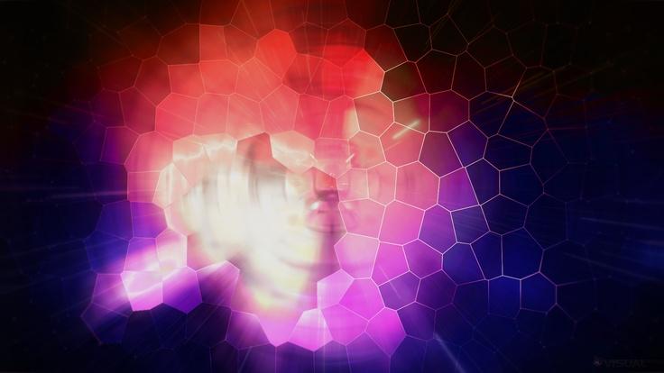 Wallpaper #1: Breaking The Matrix