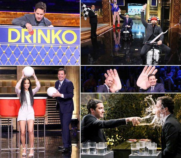 Jimmy Fallon's Most Hilarious Talk Show Games