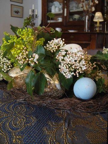 Nid de Pâques - La Petite Clavelie - Maison d'hôtes en Périgord