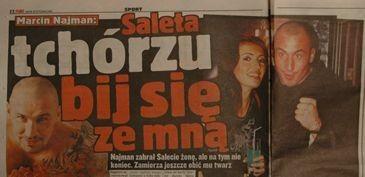Saleta zdradzony przez żonę - http://www.mojaspolecznosc.pl/blogs/entry/Saleta-zdradzony-przez-%C5%BCon%C4%99