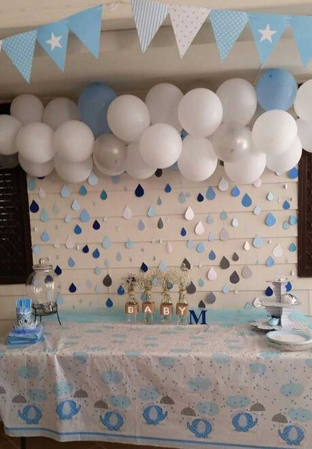 unglaublich  24 Insanely Cool Baby Shower Decorating Ideas