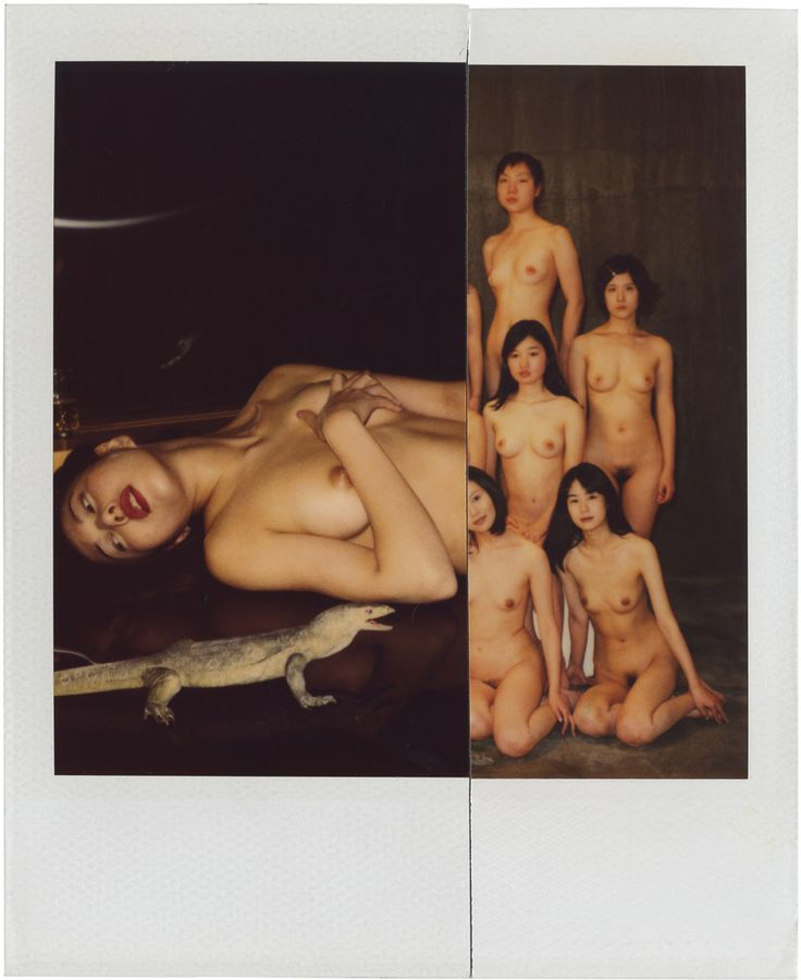 Paris : Nobuyoshi Araki, Polanography - The Eye of Photography