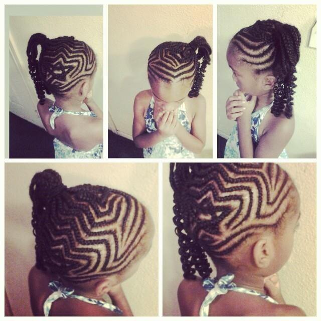 Nigerian Children Hairstyles 20 Best Kids Hairstyles Images On Pinterest  Kid Hair Kids