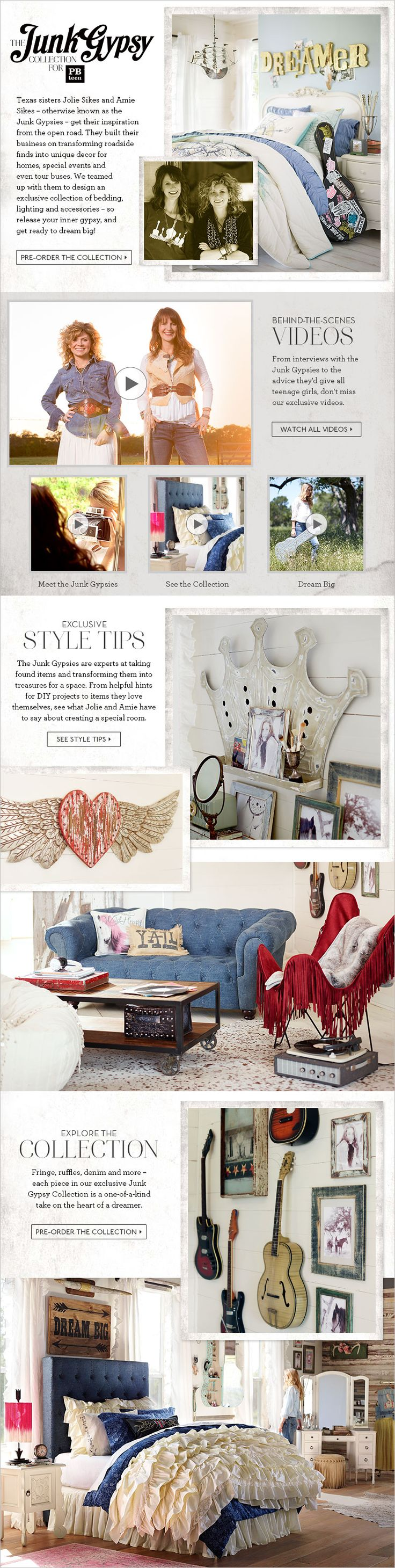 99 best Taiten Junk Gypsy Room images on Pinterest | Home ideas ...