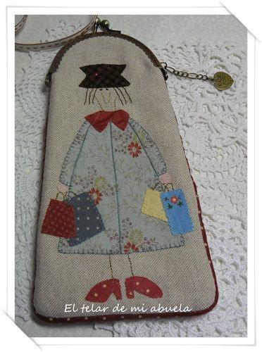 El telar de mi abuela ♥: CON DISEÑOS DE ANNI DOWNS