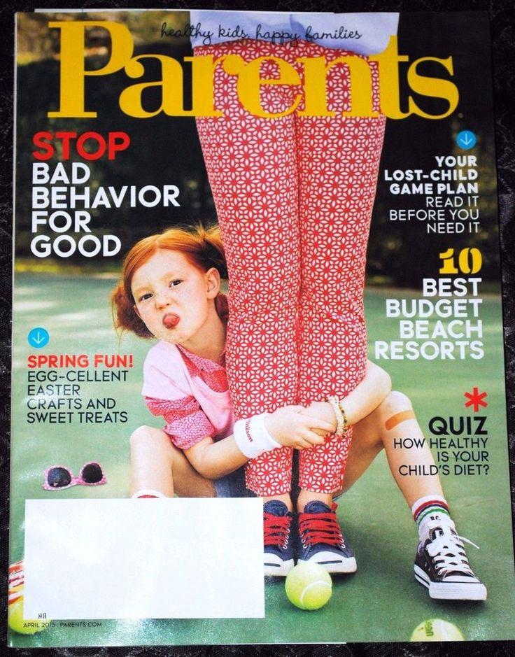 Parents Magazine APRIL 2015