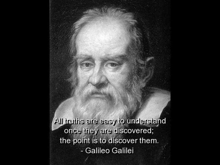 brainy quotes from aristotle Galileo Galilei Quotes Sayings Meaningful Brainy Truth Picture