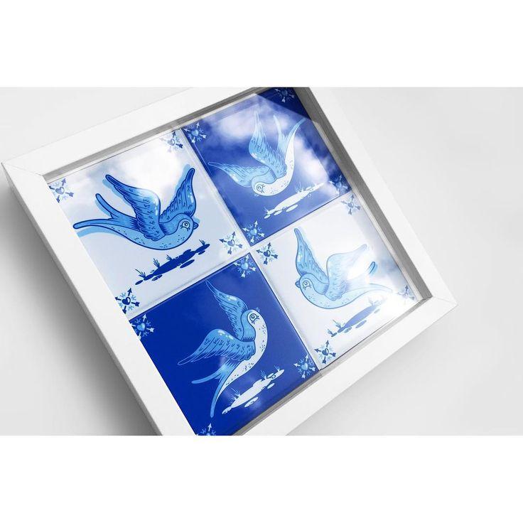 Add Fuel   AZA1   20x20cm   2015  [© Add Fuel] #Azulejo #AzulejoDoMês #AzulejoOfTheMonth