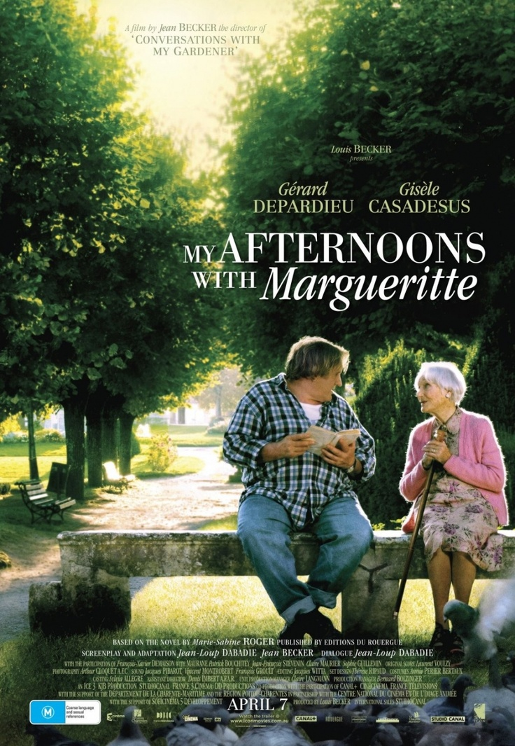 my afternoons with margueritte - must see