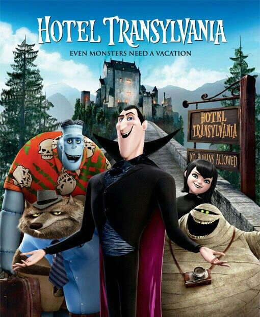 "MOVIE - Hotel Transylvania ""2012"" (Genre: Comedy) Starring: Adam Sandler as Dracula, Selena Gomez as Mavis, Sadie Sandler as Young Mavis, Andy Samberg as Jonathan, Kevin James as Frankenstein, Fran Drescher as Eunice, Steve Buscemi as Wayne, Molly Shannon as Wanda, David Spade as Griffin, CeeLo Green as Murray, Jon Lovitz as Quasimodo, Jackie Rob Riggle as Skeleton Husband, Johnny Soloman as Gremlin Man, Brian McCann as Hairy Monster & Jackie Sandler as Martha. Plot: Dracula, who operates a…"