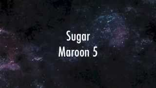 sugar maroon 5 lyrics - YouTube I love this song! A little dance party up in the office...