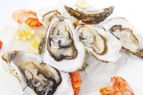 Mořské plody v kuchyni 2. část - slávky, ústřice a sépie