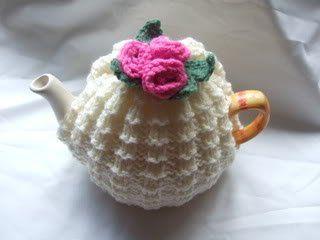 1000+ images about Theepotten knutselen on Pinterest Crochet tea cosies, Mi...
