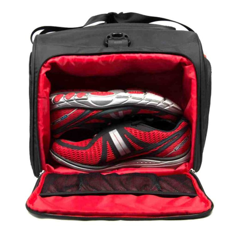 Small Gym Bag With Shoe Compartment