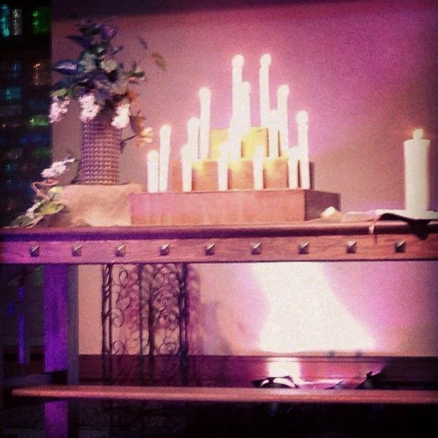 Altar Ideas: 408 Best Images About Altar Decorations On Pinterest