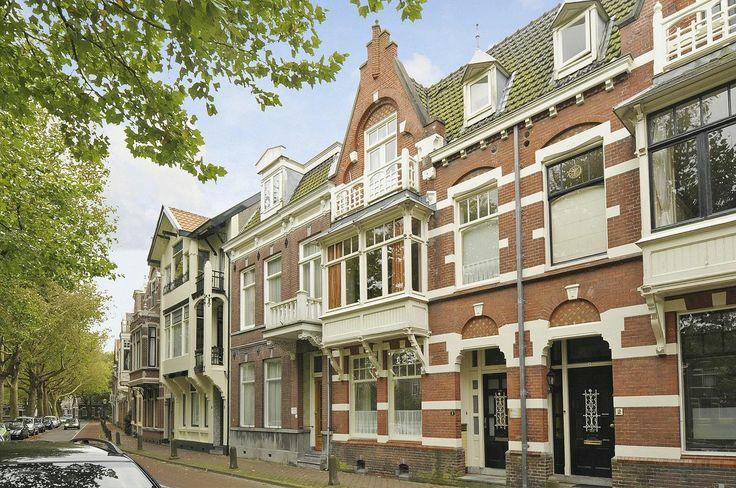 Herengracht. Purmerend.  The Netherlands