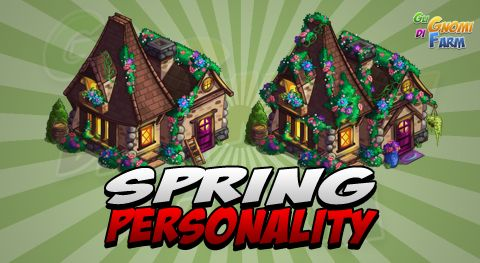 Spring Habits Personality