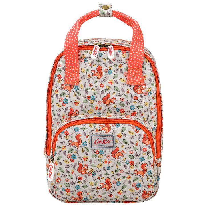 Squirrels Kids Mini Backpack | Kids Bags | CathKidston