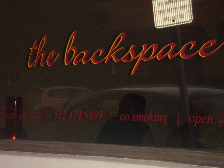 Backspace-- Best pizza (and near the convention center)