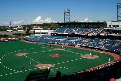 Alliance Bank Stadium Syracusechiefs Stadium Baseball Stadium Usa Holidays