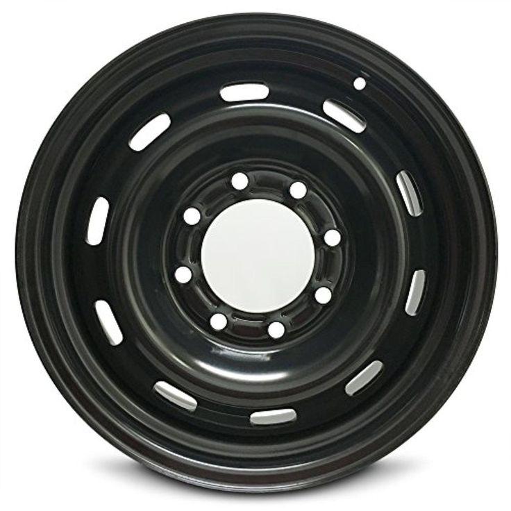Dodge Ram 2500 3500 SRW 17 Inch 8 Lug Steel Rim/17x7.5 8-165.1 Steel Wheel - Brought to you by Avarsha.com