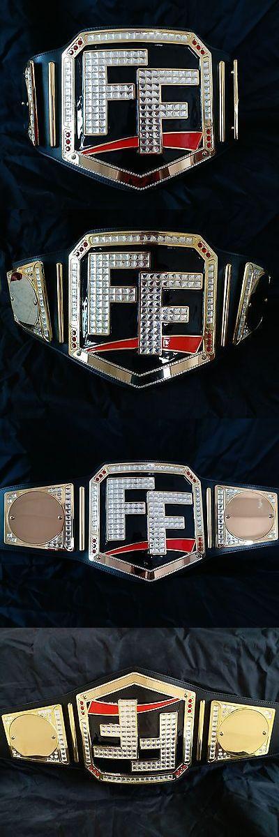 Boxing 1227: Fandu Ff Fantasy Football Championship Belt Nfl Trophy Prize -> BUY IT NOW ONLY: $199 on eBay!