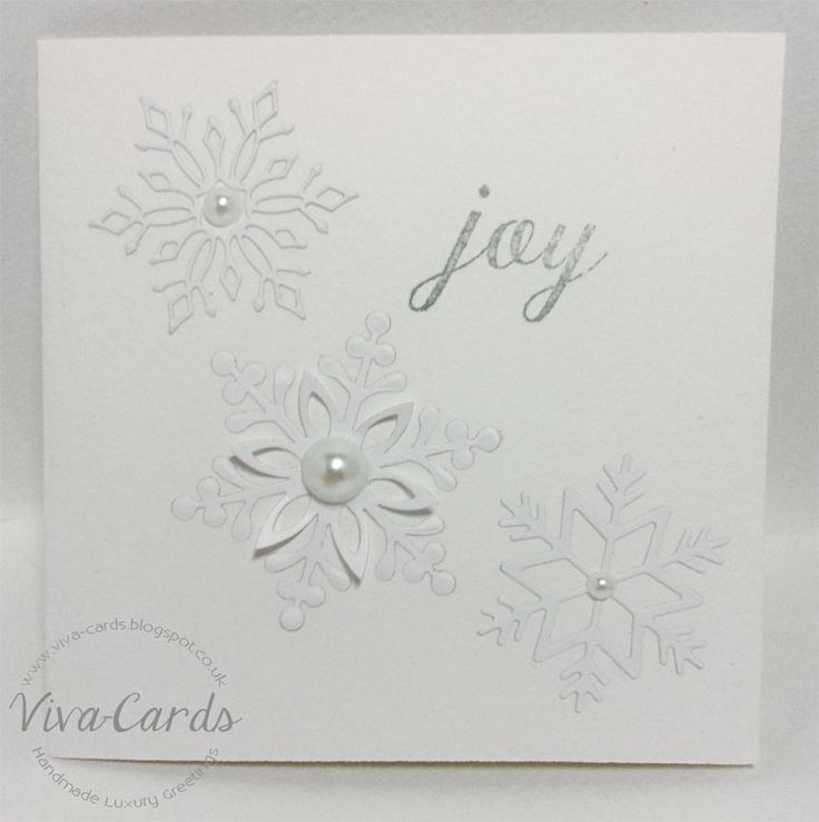 166 - Handmade Card - Joy  #Papertrey, #Memory Box