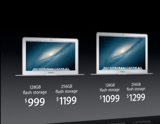 2013 Macbook Airs w/Haswell processors