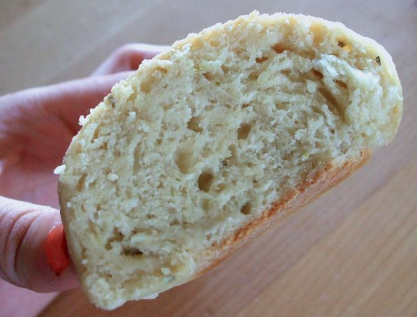 Easy Peasy No Yeast Italian Bread Recipe (includes baked meatball sub recipe) | Save At Home Mommy