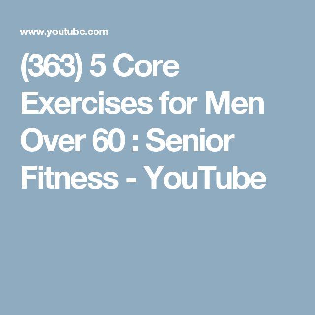 core exercises for seniors pdf