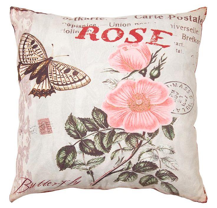 Sierkussen Anna: romantische stylingtip voor de inrichting van je slaapkamer #inspiratie #interieur