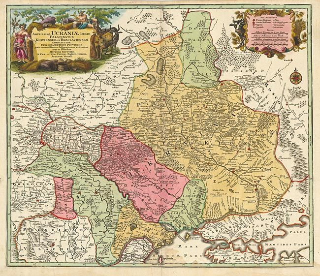 Как менялась территория Украины. Исторические карты (ФОТО, ВИДЕО) - Статья из раздела  - Прогноз погоды на OPOGODE