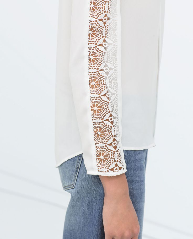This sleeve, though.
