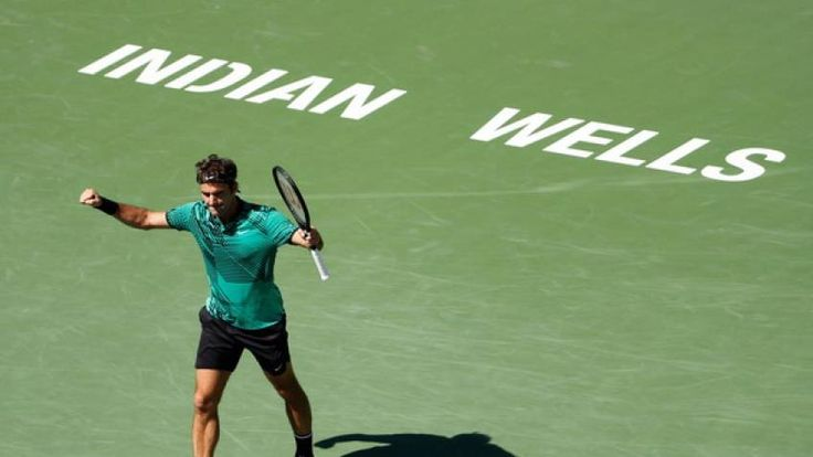 ATP Indian Wells - MAIN DRAW: Roger Federer faces Harrison or Delbonis