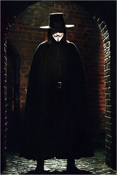 V pour Vendetta : Hugo Weaving