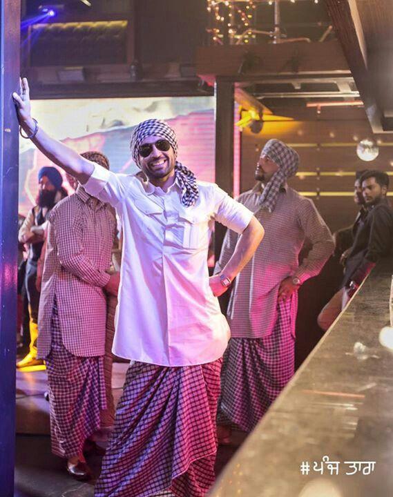 5 tara song shoot Diljit Dosanjh