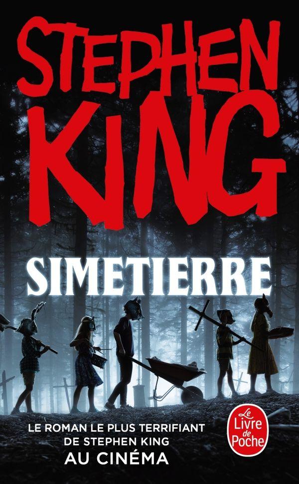Decouvrez Simetierre De Stephen King Chez Livredepoche