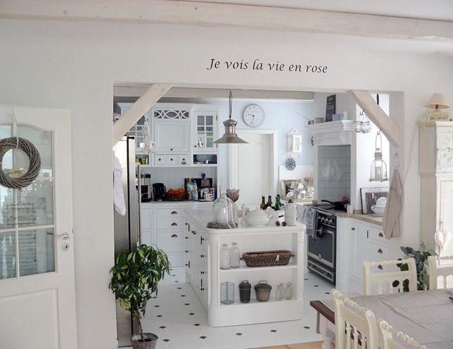 72 best Küche renovieren images on Pinterest Kitchen, DIY and Home - wandabschlussleiste küche edelstahl