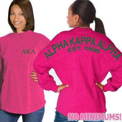 Alpha Kappa Alpha Game Day Jersey - J. America 8229 - CAD