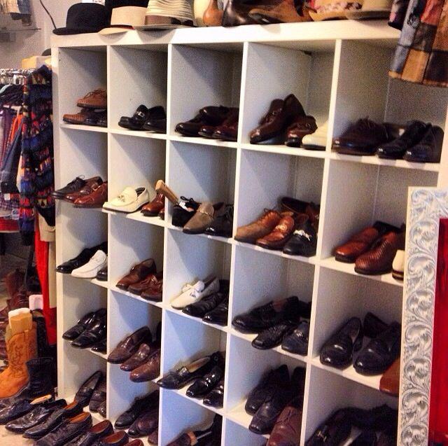 Men's Vintage & Designer Vintage Shoes