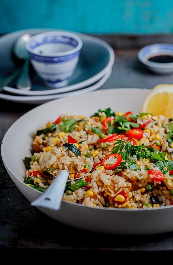 Best 25 vegetable fried rice ideas on pinterest for Vegan fish sauce substitute