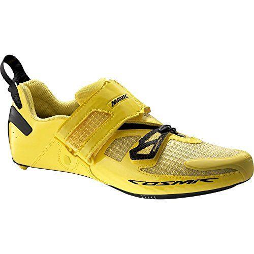 Mavic Cosmic Ultimate Triathlon Fahrrad Schuhe gelb/schwarz 2016: Größe: 40 - http://on-line-kaufen.de/mavic/40-eu-mavic-cosmic-ultimate-triathlon-fahrrad