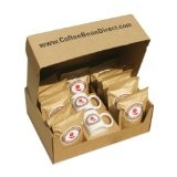 Coffee Bean Direct Assorted Flavored Whole Bean Coffee Sampler, 9-Pound Box - http://www.freeshippingcoffee.com/specialty/flavored-coffee/coffee-bean-direct-assorted-flavored-whole-bean-coffee-sampler-9-pound-box/ - #FlavoredCoffee