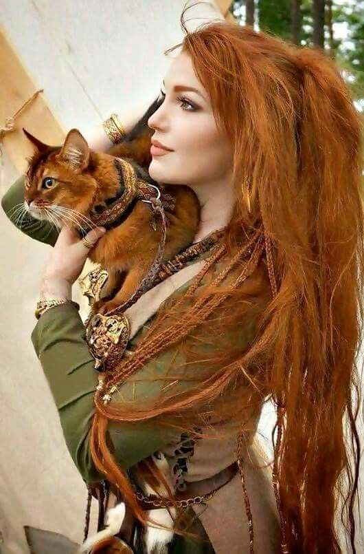 Certainly redhead wise tails