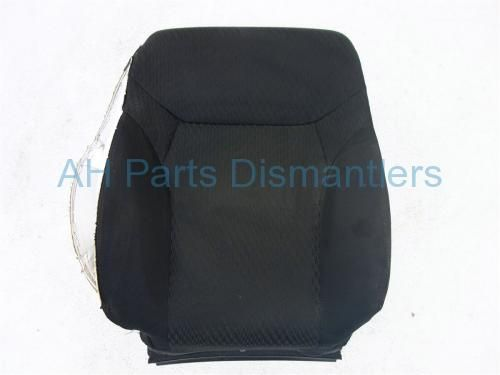 Used 2014 Honda Civic Front passenger UPPER SEAT PORTION - BLACK CLOTH.....BLOWN . Purchase from https://ahparts.com/buy-used/2014-Honda-Civic-Front-passenger-UPPER-SEAT-PORTION-BLACK/129874-1?utm_source=pinterest