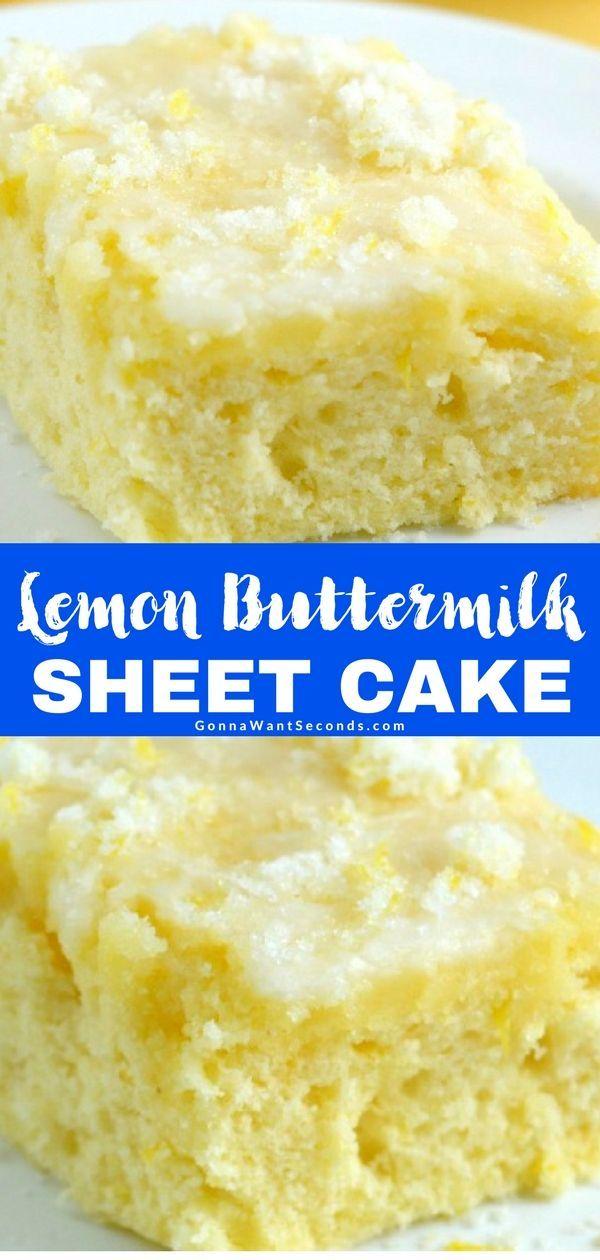 Easy Lemon Cake Recipe Sheet Cake Recipes Lemon Cake Recipe Easy Lemon Cake Recipe